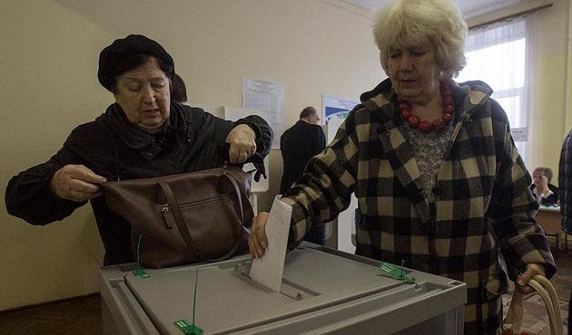 Duma seçimlerinin kesin olmayan ilk sonuçları açıklandı