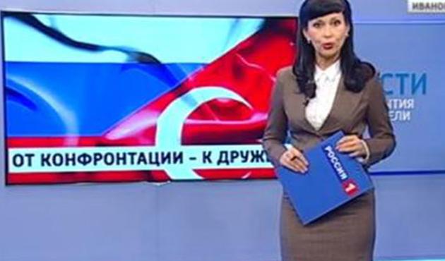 Rusya'daki televizyonlarda 'Türkiye' değişimi