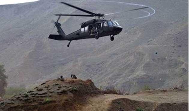ABD Afganistan'da yine 'dostlarını' vurdu! Sekiz ölü...