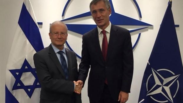 Türkiye vetoyu kaldırdı; İsrail NATO'da ofis açtı