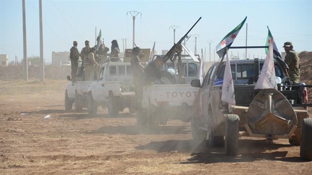 Suriye rejiminden muhaliflere kan ambargosu