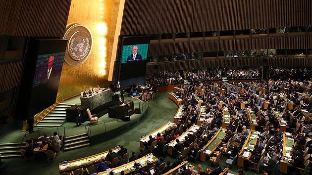 BM'de Latin Amerika heyetinden Temer protestosu