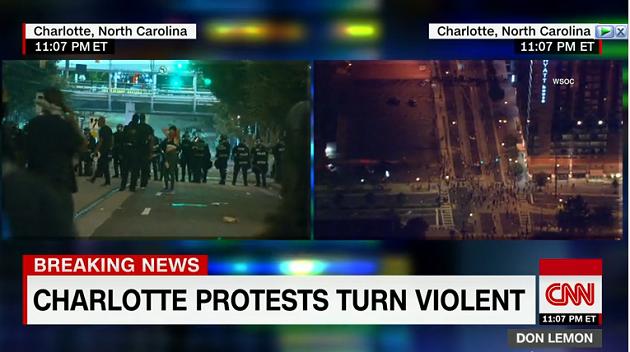 CNN'den çifte standart...