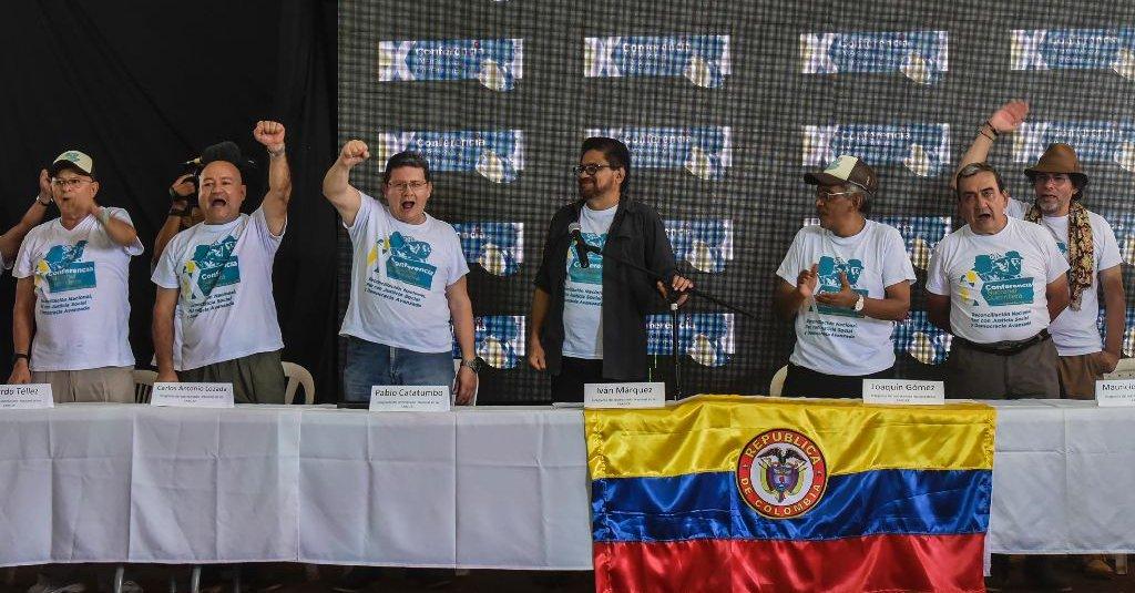 FARC liderleri, barış anlaşmasına tam destek verdi
