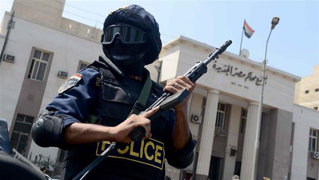 Mısır'da güvenlik güçlerine silahlı saldırı