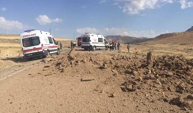 Bir patlama da Mardin Kızıltepe'de: 4 şehit