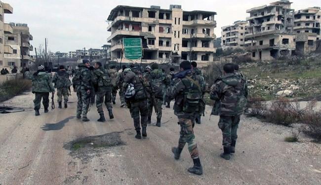 Esad ordusundan Halep'e geniş çaplı kara operasyonu