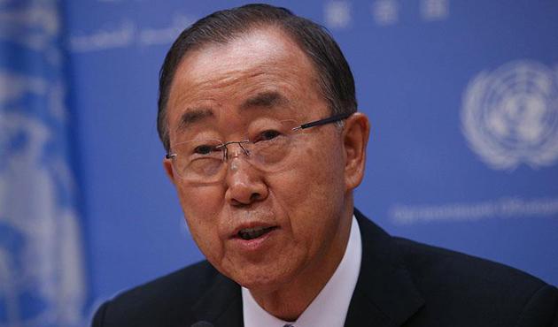 Ban: Halep'te savaş suçu işlediklerini biliyorlar