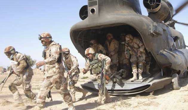Musul için ABD'den Irak'a 500 asker daha...