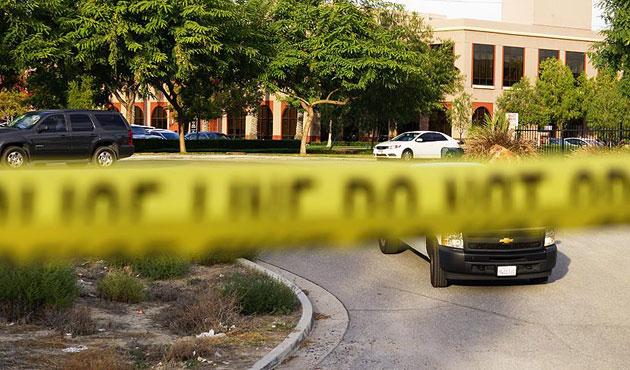 Vurulan siyahi, polise 'sigara' doğrultmuş