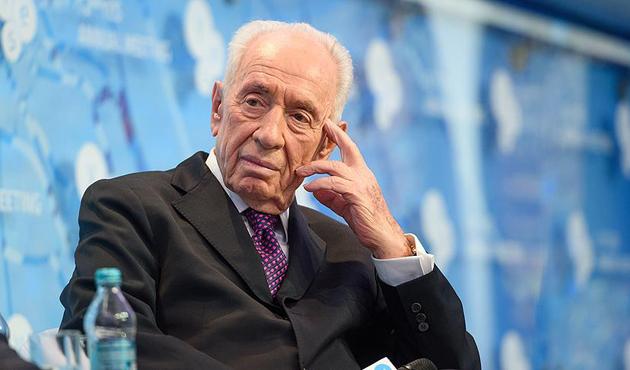 Peres'in suç karnesi oldukça kabarık