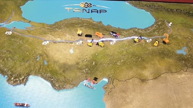 Azerbaycan Meclisi'nden TANAP anlaşmasına onay
