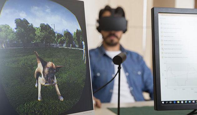 Fobiler sanal gerçeklikle aşılacak