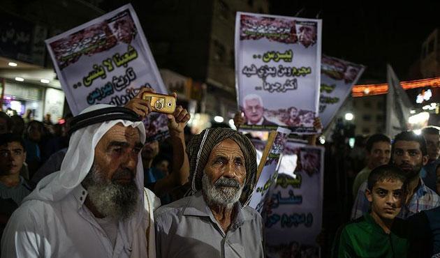 Gazze'den Abbas'a 'Peres' tepkisi