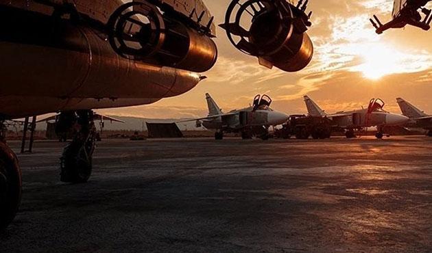 Suriye'den Rus saldırılarına övgü