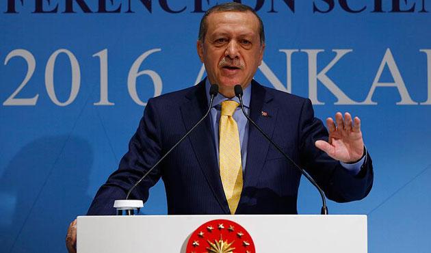 Erdoğan: Komşular bizi İHA üreticisi yaptı