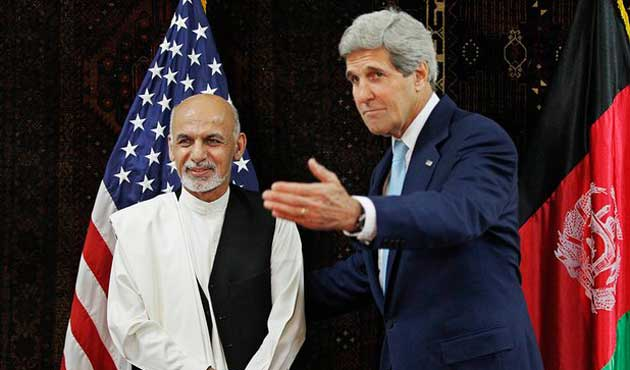 ABD'nin ardından AB'de Afganistan'a girme hazırlığında
