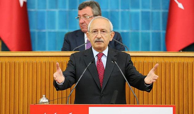 Kılıçdaroğlu: Yenikapı ruhunun özü adalettir
