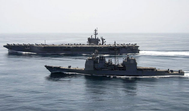 Husiler'den karasuları ihlal eden gemilere uyarı
