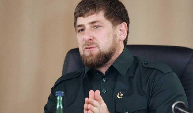 Kadirov 3.kez cumhurbaşkanı