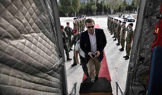 Çipras Mısır'a gidiyor