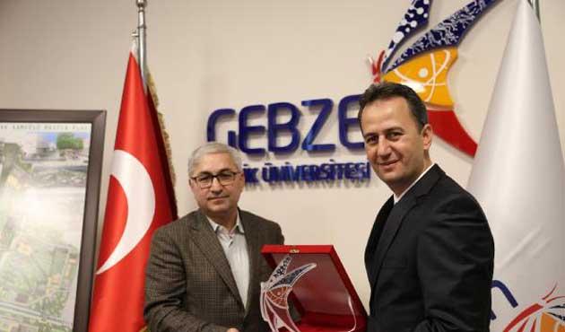Gebze Teknik Üniversitesi'nden, İran'la teknolojik işbirliği