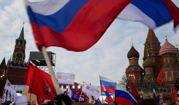 Rusya'da bütçe açığı yükseldi