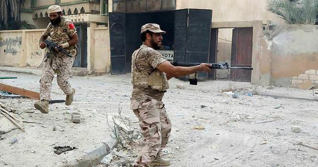 Libya'da DAEŞ'ten 7 rehine kurtarıldı