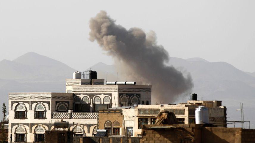 Yemen'de cenaze merasimine hava saldırısı: 140 ölü