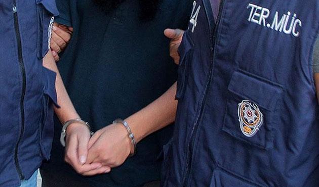 Zırhlı araçtan ateş açılmasıyla ilgili bir tutuklama