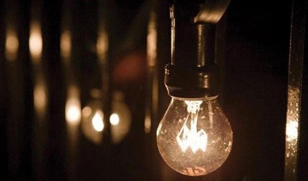7 ilde hafta sonu elektrik kesintisi