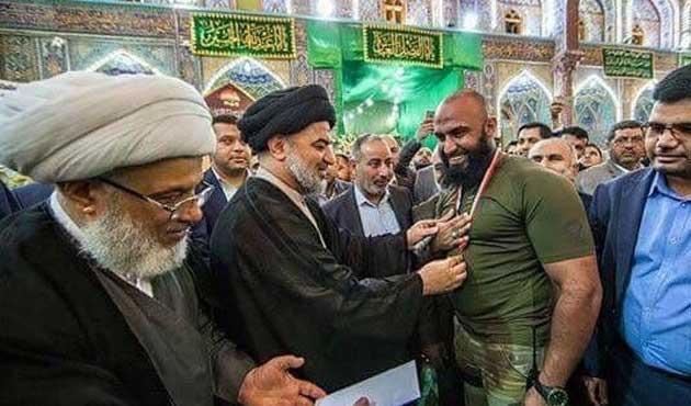 Irak'ta '30 bin İranlı milis' iddiası