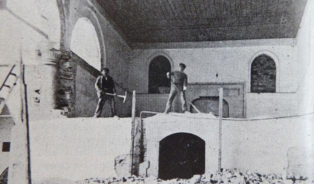 Topkapı Sarayı'nın yıkımına 1930'larda başlanmış!