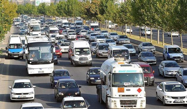 İstanbul trafiğine 'NATO' ayarı