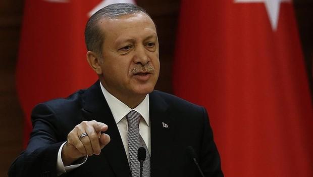 Erdoğan'dan İbadi'ye: Haddini bil