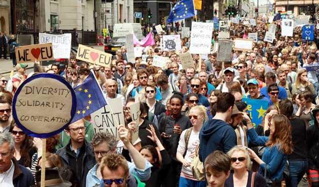 Brexit endişesi yatırımları geriletti