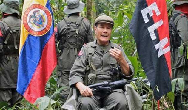 FARC'tan sonra ELN'de barış masasında