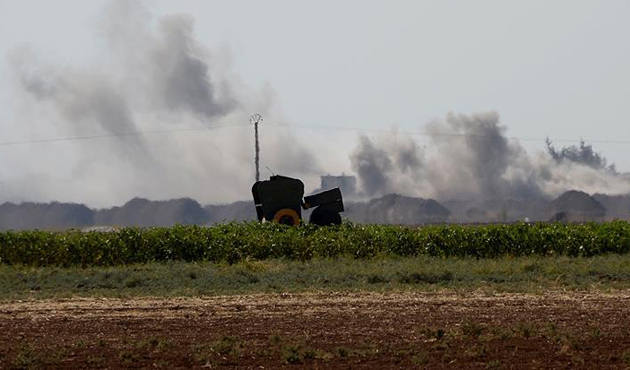 Fırat Kalkanı'nda 47 DEAŞ'lı daha öldürüldü