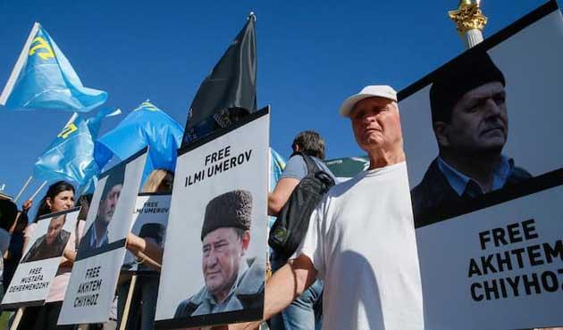 Kırım Tatarı liderinin Rusya'yla 'psikolojik' mücadelesi