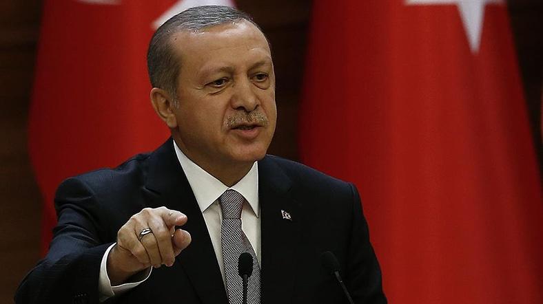 Erdoğan'dan Başika resti: Kusura bakma buradan çıkmam