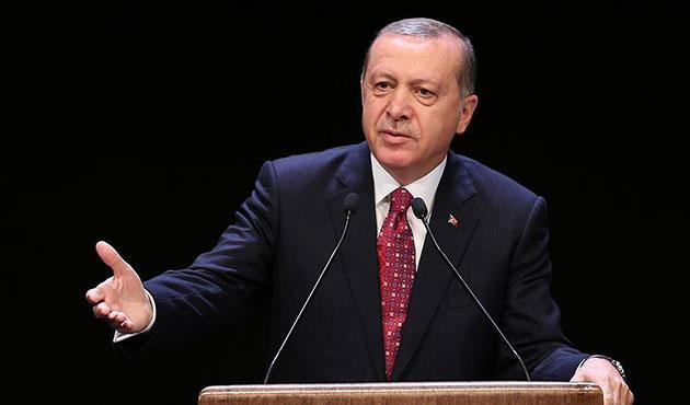 Erdoğan: Sorun çözülene kadar Musul'dayız