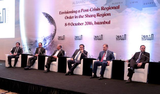 Al Sharq Forum toplantısının ardından
