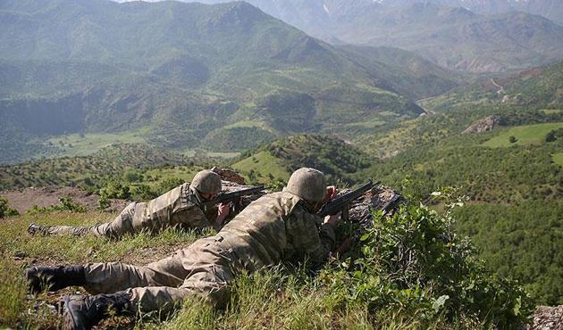 Kato'da PKK'ya büyük operasyon