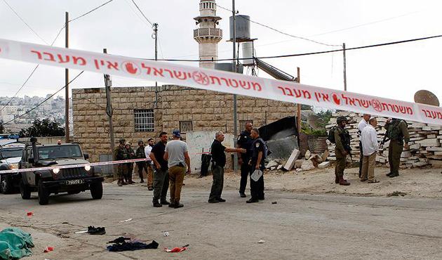 İsrail-Mısır sınırında bir İsrailli öldü