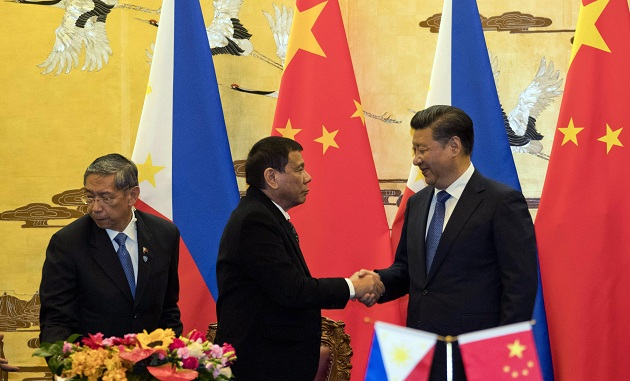 Filipinler - Çinilişkilerinde yeni dönem
