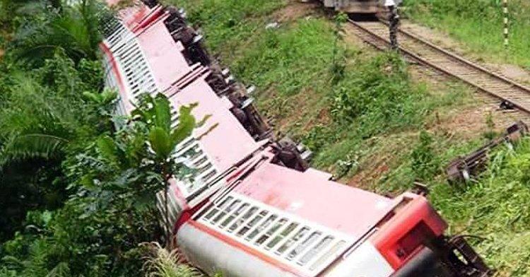 Kamerun tren kazasında bilanço arttı