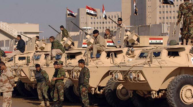 Irak Ordusu: Kerkük'te kontrol tamamen sağlandı