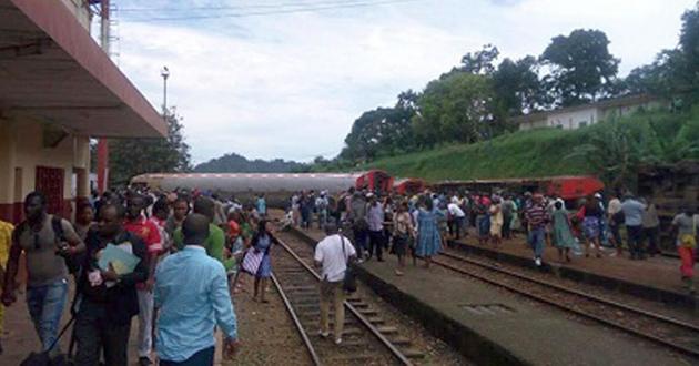 Kamerun'da tren raydan çıktı: 55 ölü