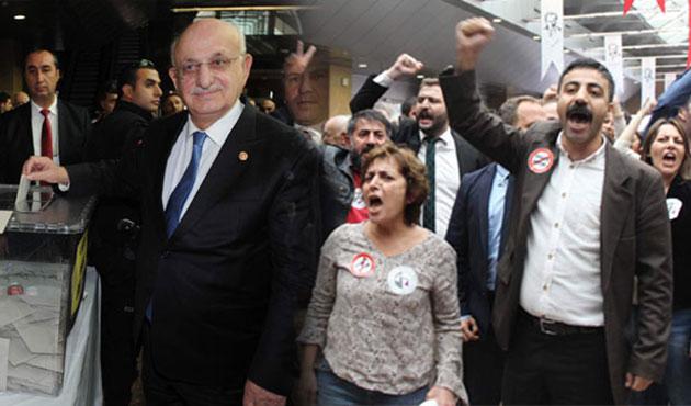 İstanbul Barosu seçimlerinde gerginlik