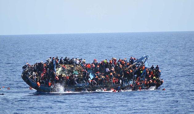 Akdeniz'e bu yıl 3 bin 740 sığınmacı öldü